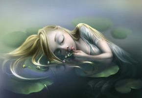 Dreams of Ofelia by Tai-atari