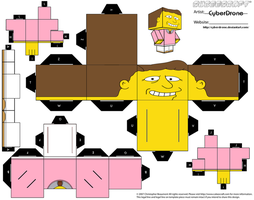 Cubee - Troy McClure by CyberDrone
