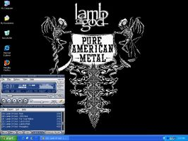 Pure American Metal by lamb-of-god-fans