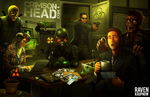 Commission - Crimson Head Podcast by ErstwhileSky
