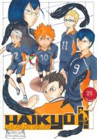 Haikyu !! by Pikamine