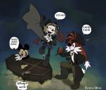 Disney's coffin discovery by twisted-wind