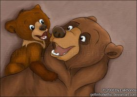 Brother Bear: True Brothers by MissKingdomVII