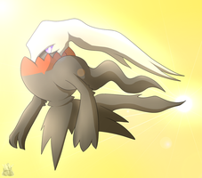 Darkrai by Latiar027