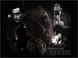 Man In Black by Virtual-Waster-GFX