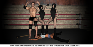 Fatal Fantasies 4-5 by FatalHolds