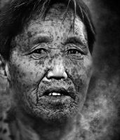 Woman from China by raeid