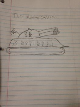 The Roman Candle (C.D.Z) by StantheSpider