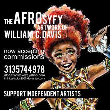 Afrosyfy 6 by infinitestudios2005