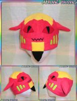 Krante Demon Hat by AnimeNomNoms