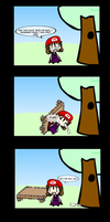 300th Deviation: Remaking the past by SuperMario1550