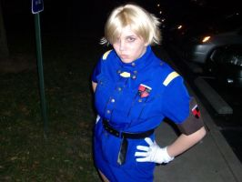 Seras can POUT all she wants.. by SabbyIsHere642