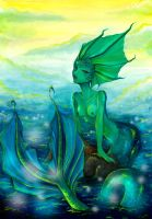 The Little Mermaid by Bloodhaunt