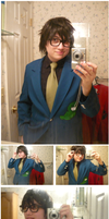 Wise suit John -preview- by HokaidoPlanet