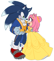 The Beauty and the Beast by Myly14