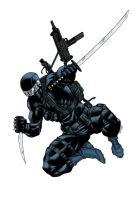Snake Eyes Color promo by TheBob74