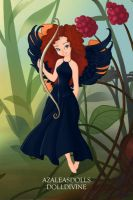 Merida by Mergirl1594