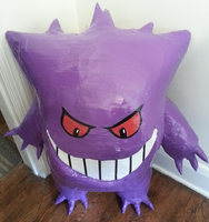 Update: Gengar by DuctileCreations