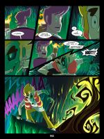 The Mystery Skulls Misadventures: 'Wounds' pg32 by Anastas-C