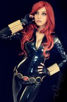 Black Widow 2.0 by Shermie-Cosplay