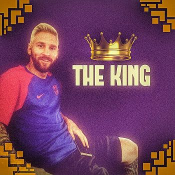 The King - Leo Messi by Leo10thebest