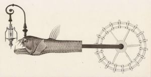 Deep Sea Fish by hrn