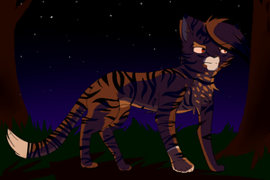 Brambleclaw is Ticked by WhenAshesFall7