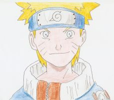 Naruto by HeartlessHollow07