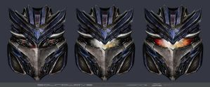 Soundwave Head Variations by MitGas