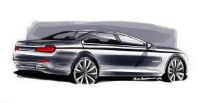 BMW 7er by MentosDesign