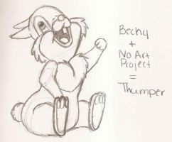 Thumper by FeedTheBirds