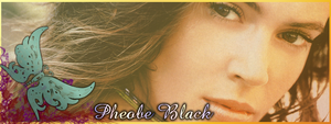 Signature - Pheobe by blackhavikgraphics