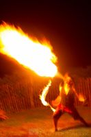 Over The Moon Productions - Fire Performance 0552 by Scott-K-Photo