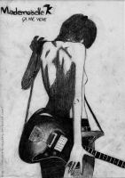 Mademoiselle K by Welcome-To-Mystery
