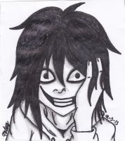Jeff the killer 2 by Mariemackay