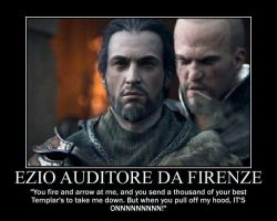Ezio Auditore Motivation by spyash2