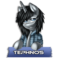 Nameplate: Tephnos by miss-mixi