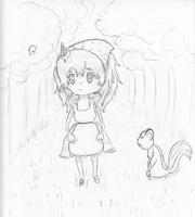 Wandering thoughts by BasicVanilla