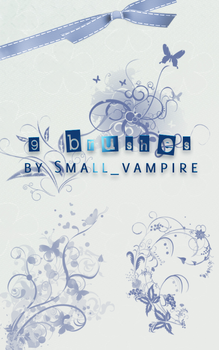 Brushes Pack 2 by yulia-small-vampire
