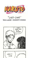 Naruto Doujinshi - Chit-chat by SmartChocoBear