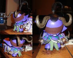 Illidan Munny by DarkSojin