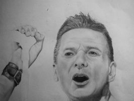 Dave Unfinished by JohnTheViolator