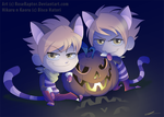 ~ Trick Or Treat ~ by RoseRaptor