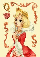 Queen of hearts by Ma-yara