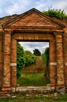 Roman ruins1 by bchamp2
