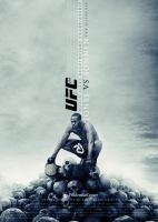UFC 159 Poster Design by olieng