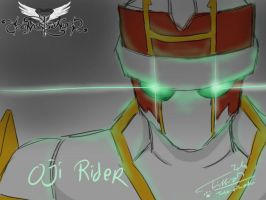 CR : RO OJI RIDER by Tc-Chan