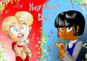 Happy Mamas' Day by GenreChowderStudios