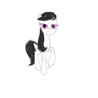 Laughing Octavia by AaronMk