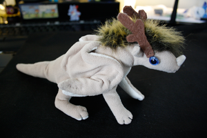 Emtang Plushie by DhTier